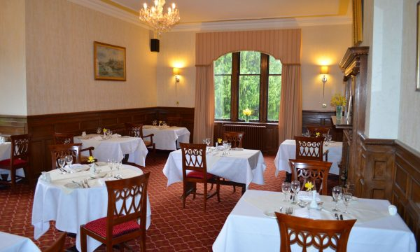 Whistle Restuarant at Friars Carse Hotel