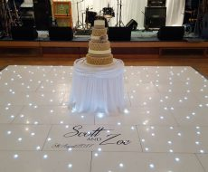 Starlit floor & personalised Graphic