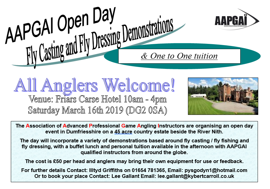 AAPGIA Open Day